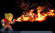 Podmuch ognia
