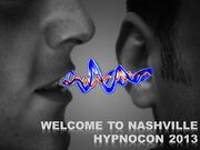 Welcome To Nashville Hypnocon 2013-1-