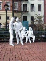 450px-Gay Liberation Monument-New York City-2006