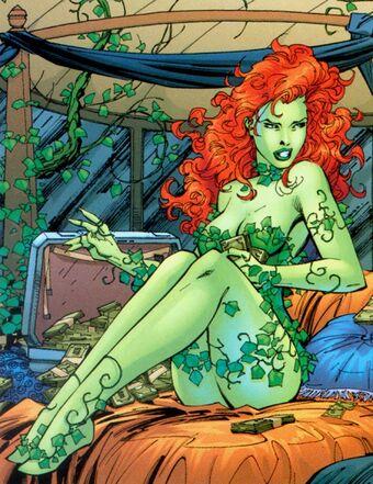 poison ivy the secret society wiki