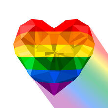 LGBT*Herz