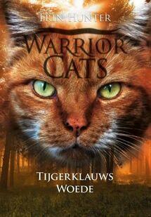 La fureur de Griffe du Tigre (édition allemande)
