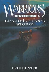 Edition anglaise intérieure Bramblestar's Storm