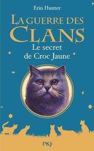 Premiere de couverture Le secret de Croc Jaune