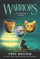 Premiere de couverture A Warrior's Spirit