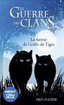 Premiere de couverture La fureur de Griffe de Tigre