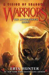 Premiere de couverture The Apprentice's Quest