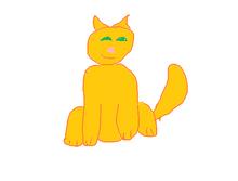 Image de chat domestique
