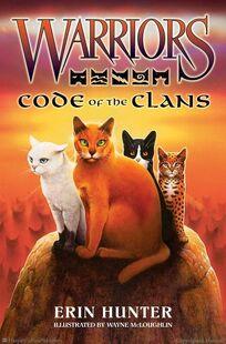 Premiere de couverture Code of the Clans