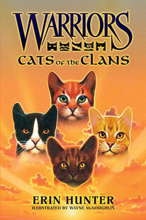 Premiere de couverture Cats of the Clans