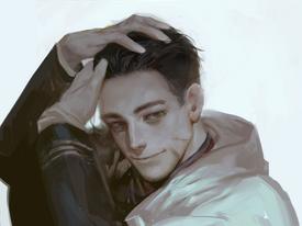 Diego Portrait