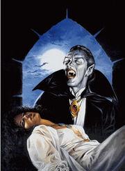 El ataque del vampiro