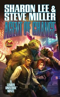 Agent of Change cover 2018