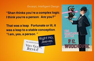 Intelligent Design excerpt