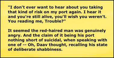 The Beggar King excerpt