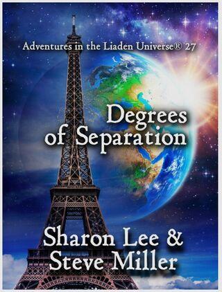 Cover Art, Degrees of Separation