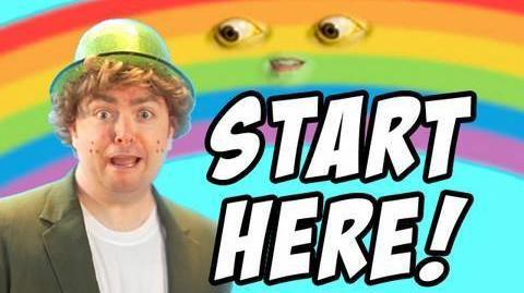Double Rainbow, Triple Rainbow, MONSTER RAINBOW!!! (Interactive)