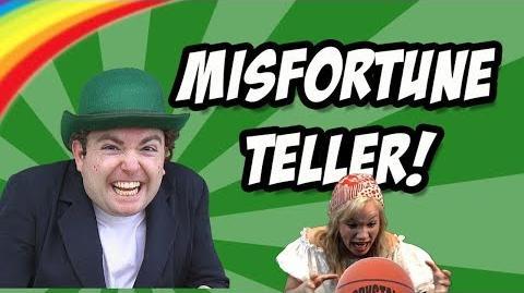 Liam The Leprechaun - Misfortune Teller (Featuring Lisbug!)