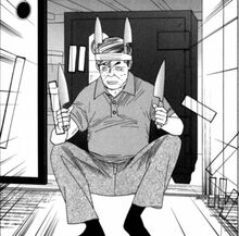 Fujisawa knives