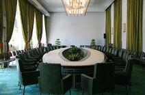Zasedací sál vlády