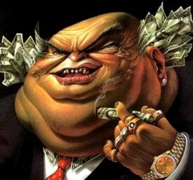 Capitalist pig