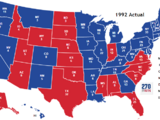 1992 U.S. Presidential Election