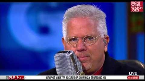 Parenting Advice From Glenn Beck Push Your Kids Against The Wall