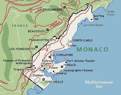Image Monaco mapjpg Liberapedia FANDOM powered by Wikia