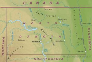 Northdakota-map