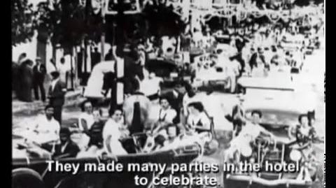 Revealed Hitler in Argentina