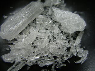 Crystal meth