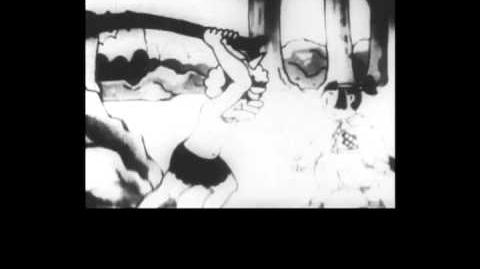 First anime ever ??? (1928)!!!