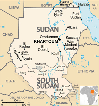 Map Of Sudan And South Sudan Sudan | Liberapedia | FANDOM powered by Wikia Map Of Sudan And South Sudan
