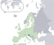 Location Slovenia EU Europe