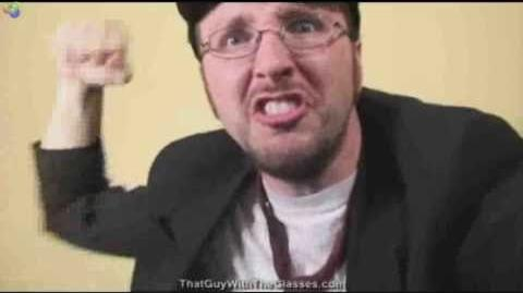 What the nostalgia Critic does to unfunny people
