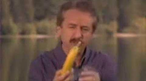 Kirk Cameron And Bananas