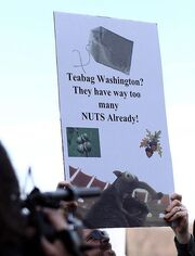 Tea party nuts