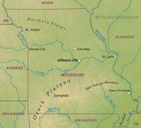 Missouri-map