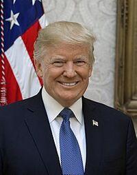 Donald TrumpLate2017