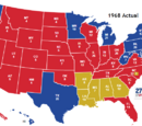 1968 U.S. Presidential Election
