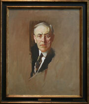 Thomas Woodrow Wilson, Twenty-eighth President (1913-1921)
