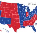1996 U.S. Presidential Election