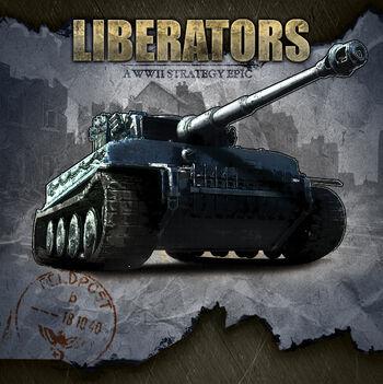 Liberators-Tank