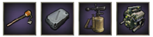 Purple-items