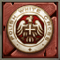Rank6 4-Polish-White-Cross