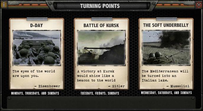 Turning-points
