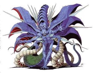 Satán (Shin Megami Tensei)