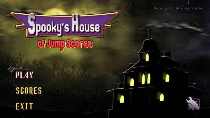 Spookyshouseofjumpscares