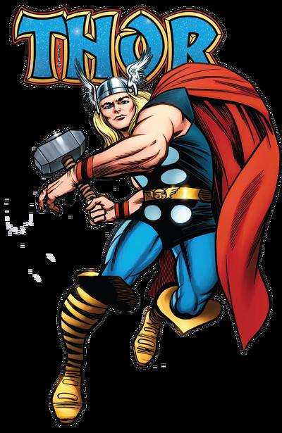 Thor classico render