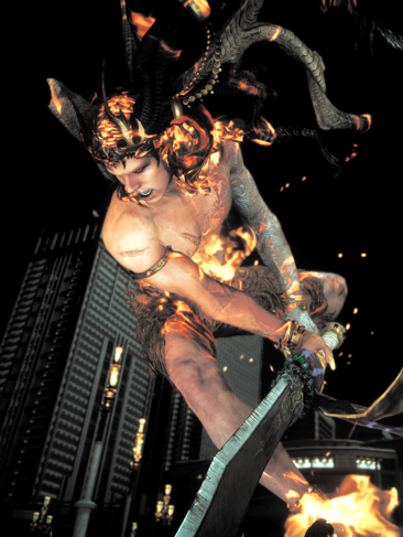 Ifrit-Astral-FFXV